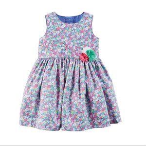 Carter's floral print dress